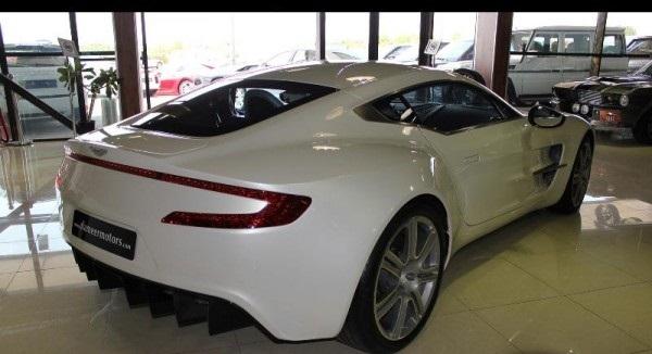 ��� �������� ���� ����� ����� ����� ��� 77 Aston Martin One