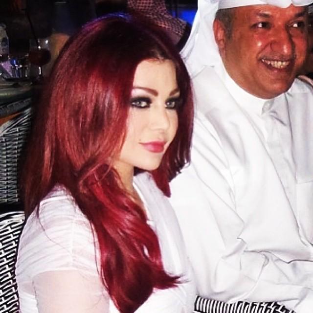 صور هيفاء وهبي في حفل افتتاح روتانا كافية دبي 2014 , صور فستان هيفاء وهبي في حفل افتتاح روتانا كافية في دبي 2014