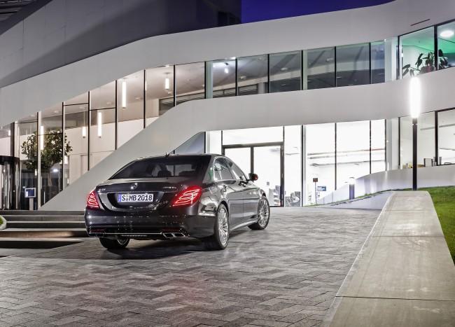 ��� �������� ���� ����� ������ �� 65 � 2014 Mercedes S65 AMG