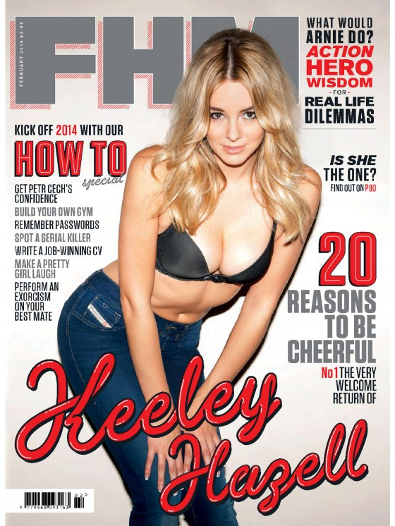 ��� ���� ���� ��� ���� FHM ������� ������� 2014 , ��� ���� ���� 2014 Keeley Hazell