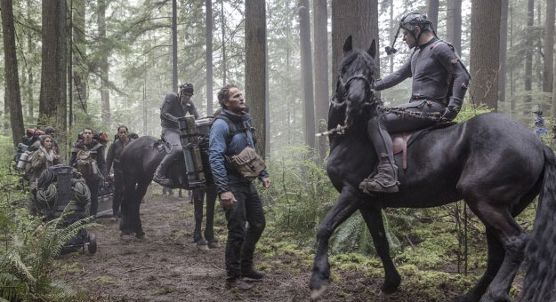 ������ ������ ���� Dawn Of The Planet Of The Apes