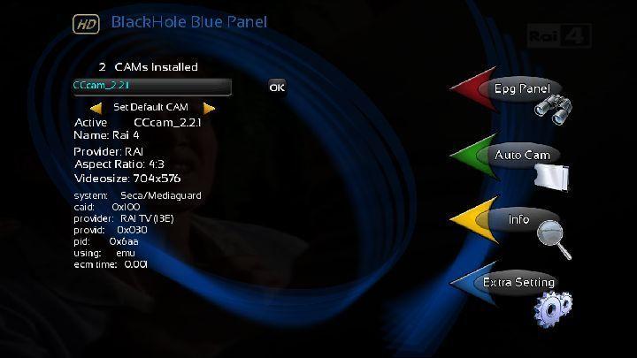 OpenBlackHole 1.4 image for VU+ Solo