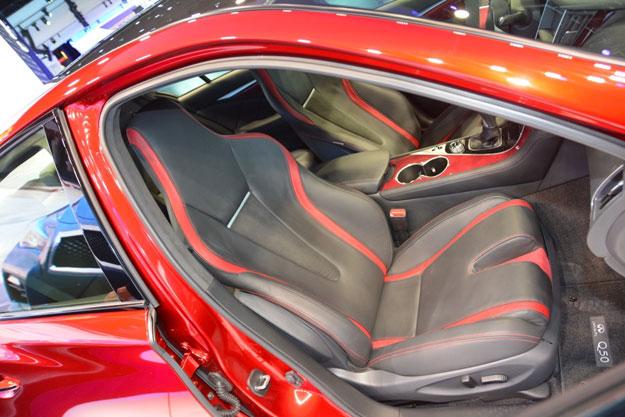 ��� ����� �������� �� ��� Q50 , ��� infinity Eau Rouge Q50
