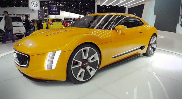 ��� ����� ��� GT4 Stinger �� ���� ������� 2014