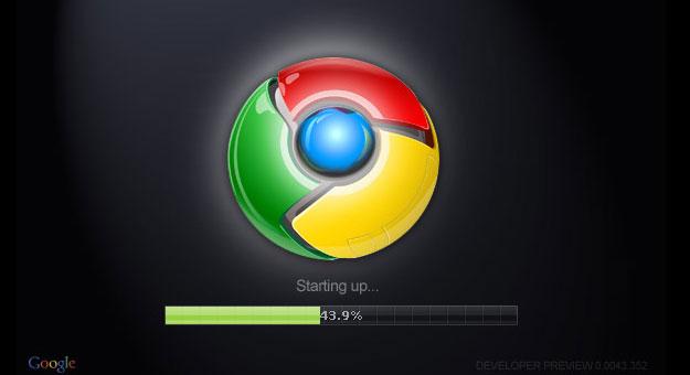 ������ ����� ������� ���� Chrome OS ��� windows 8