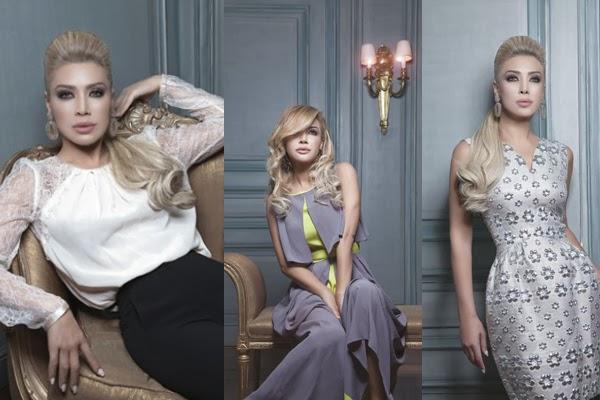 صور فساتين نوال الزغبي 2014 , صور أزياء نوال الزغبي 2014 , ملابس نوال الزغبي 2014