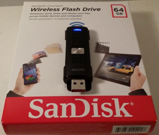 ���� ������ ������� �� ���� SanDisk ������ 64 ����