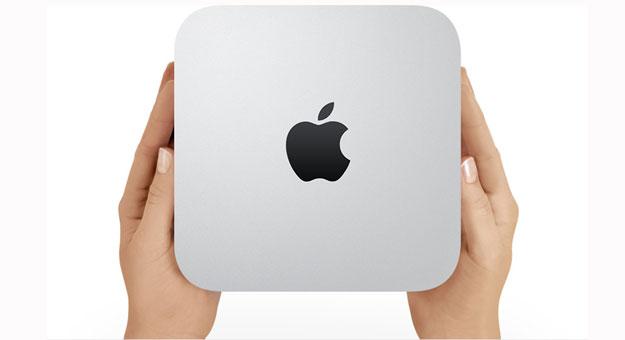 ���� ����� Mac Mini �� ������� �� ������ 2014