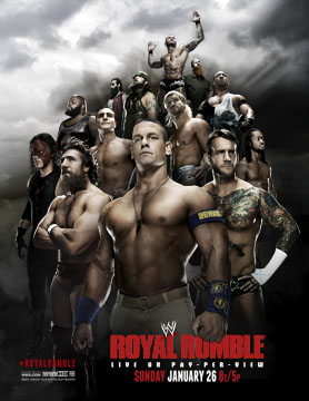 ������� �������� ������� ������� �������� ����� ����� 2014 , WWE Royal Rumble