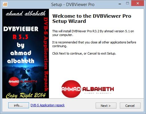 ����� DVBViewer pro 5.1 ����� ����