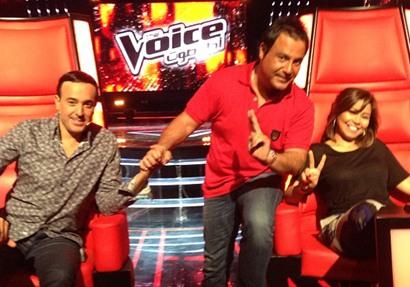 ������ ������ ������� ������ �� ���� ���� ��� The voice ������ ������ ����� ����� 25-1-2014 ����� - ����� ��������