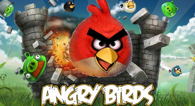 ����� NSA ���� �� ���� Angry Birds ,, �������� �������