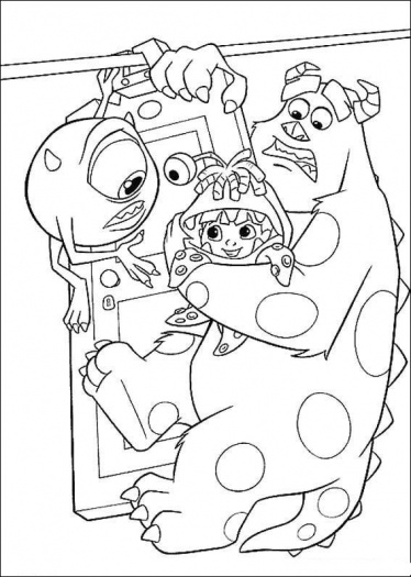 ��� ����� ���� 2014 � ��� ������ ���� ������� ����� ������� �������� Monsters Coloring 2015