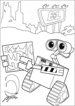 ��� ����� ������� ����� 2014 � ��� ������ ������� ������� ����� ������� �������� Robots Coloring 2015