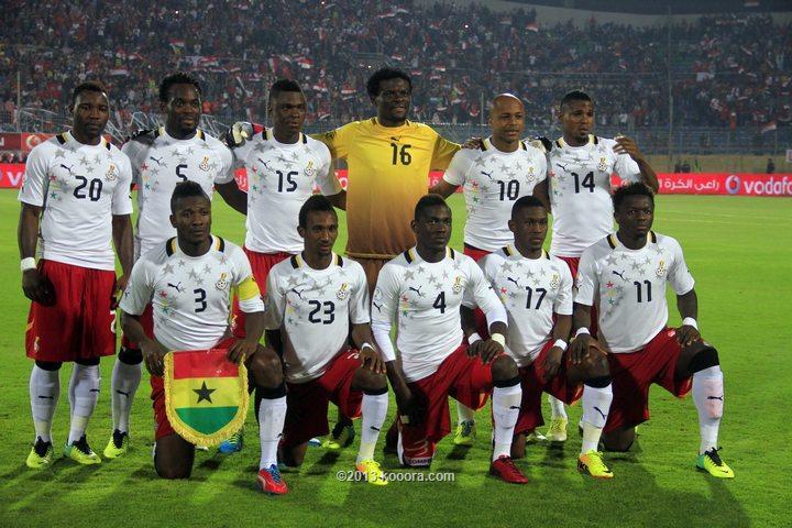 موعد مباراة ليبيا و غانا في بطولة أفريقيا للاعبين المحليين بجنوب افريقيا 2014