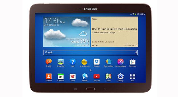 ��� �������� ����� ������� 10.1 Galaxy Tab 3 �������