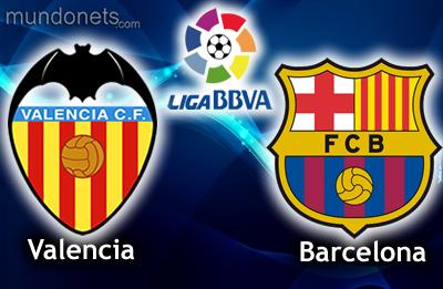القنوات المفتوحة الناقلة لمباراة برشلونة وفالنسيا في الدوري الاسباني اليوم السبت 1-2-2014