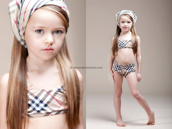 صور كريستينا بيمينوفا 2014 , صور عارضة أزياء الأطفال Kristina Pimenova's 2014