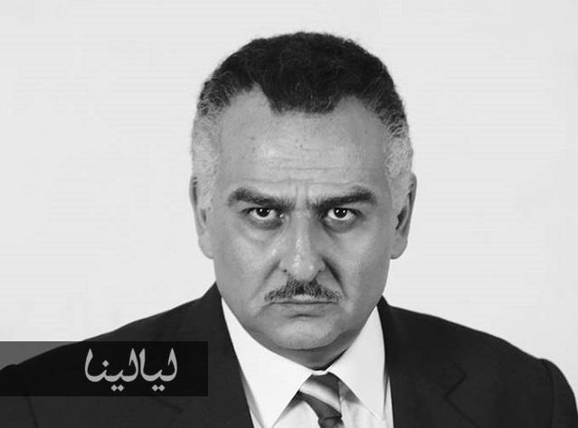 صور جمال سليمان في مسلسل صديق العمر 2014 , صور جمال سليمان وهو يؤدي شخصية جمال عبد الناصر