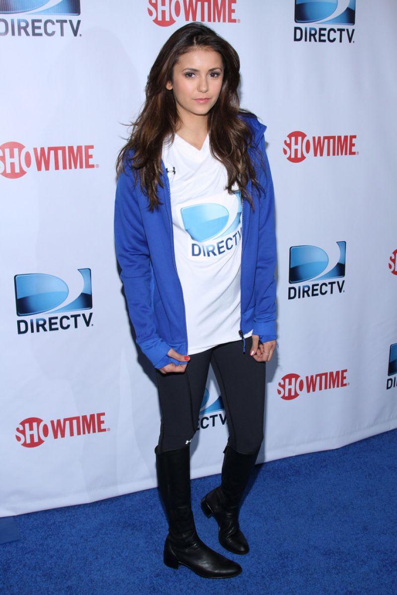 ��� ���� ������ �� DirecTV Celebrity Beach Bowl ������� 2014