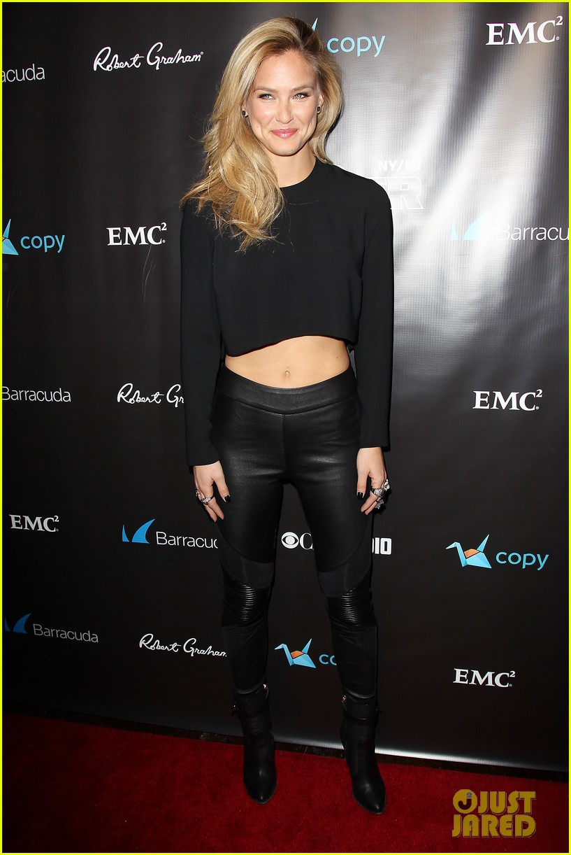 ��� ��� ������� �� Leather & Laces Party 2014