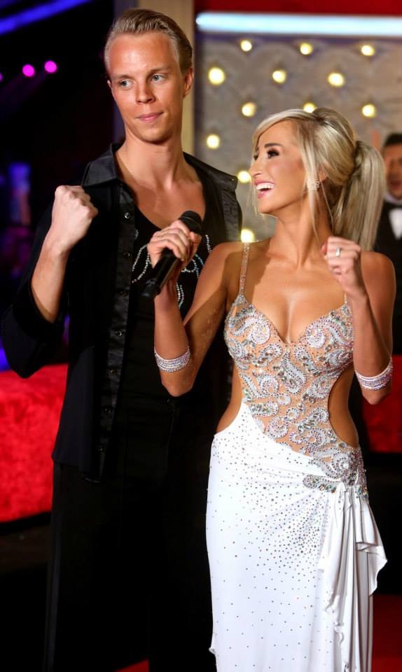 ��� ���� ���� �� ������ ��� ������ 2014 Dancing With The Stars