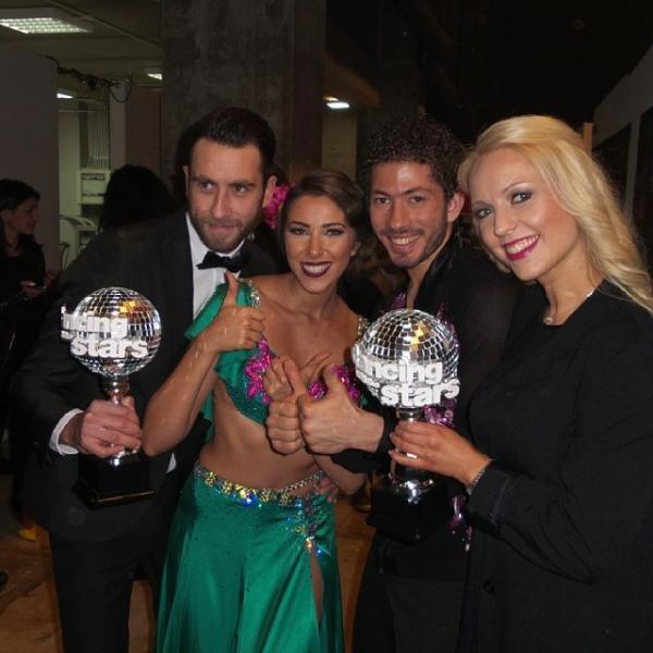 ��� ������� ���� ���� Dancing With The Stars , ��� ����� ������� ������� ���� 2014