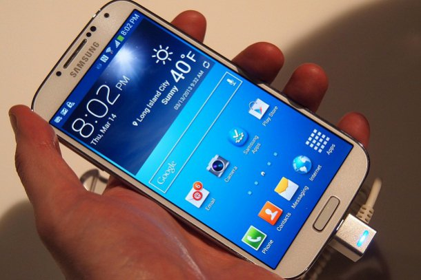 ��� �������� ���� Galaxy S4 Black Edition