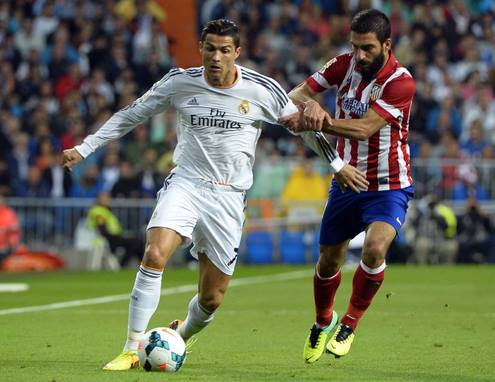 Real Madrid vs Atletico Madrid match today 5/2/2014