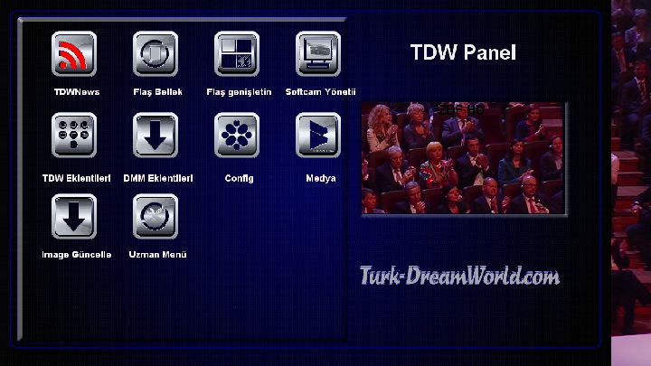 TDW Team OE 2.0 DM8000 HD