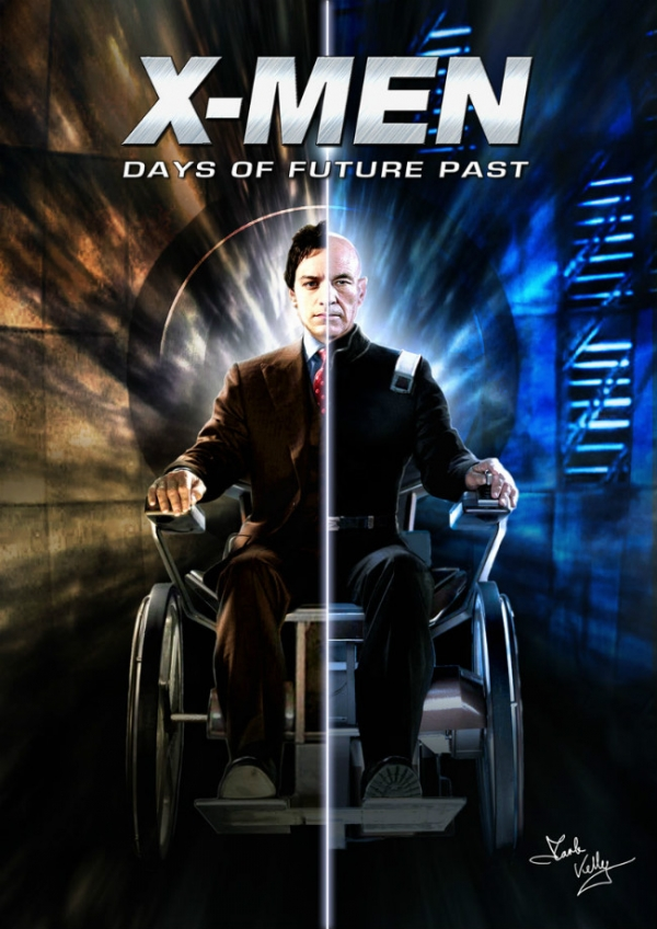 ����� ���� X-Men Days of Future Past