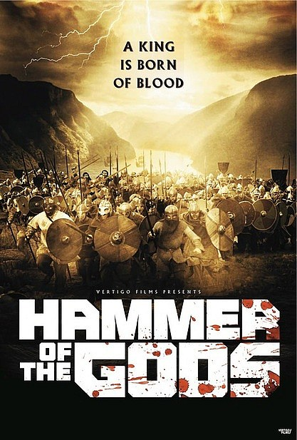 بوستر فيلم Hammer Of The Gods