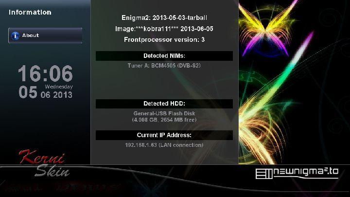 SatVenus-Newnigma dm800se 2013-06-05 OE2.0-kobra