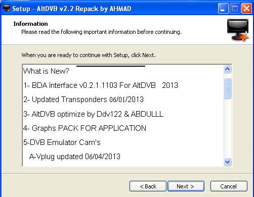 ����� AltDVB v2.2 ���� ����� �� ������ �� ��������