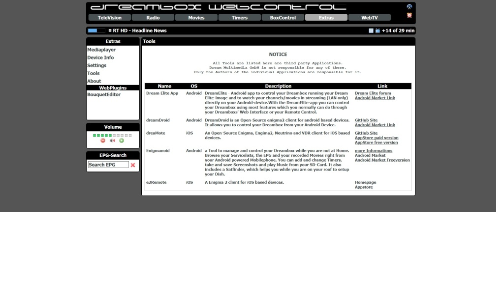 Dream Elite 4.0 dm8000 Ver 001r004 7/6/2013