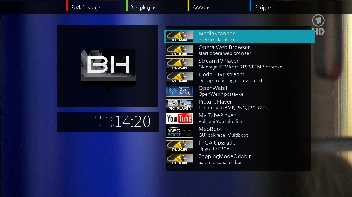 SatVenus BH 2.0.3 VU+Uno 2013-06-08-backup-kobra