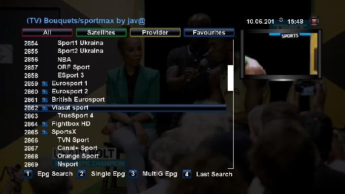 Black Hole 2.0.3 Hyperspace IPTV Vu+ Solo2 Backup by VanGerwen
