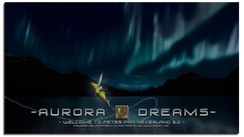 PP Neverland 3.0 Aurora Dreams Summer Beta Edition for DM800
