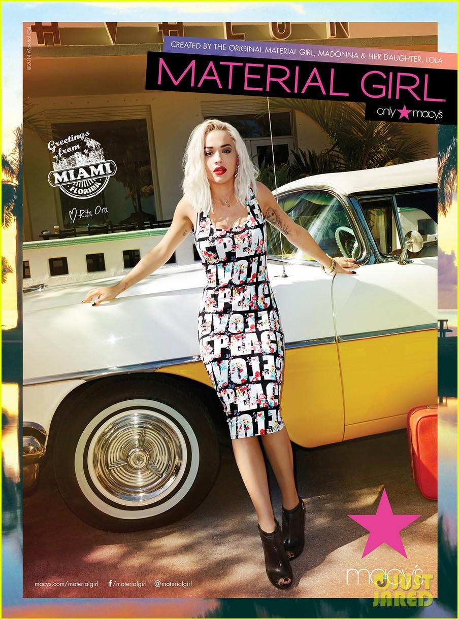 ��� ���� ���� ��� ���� Material Girl's , ��� ���� ���� 2015 Rita Ora