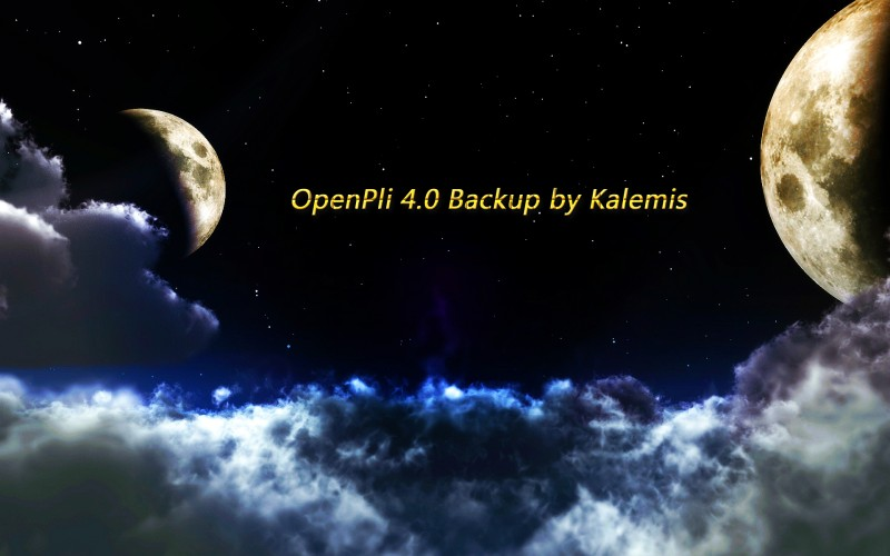 OpenPLi 4.0 Kalemis Greek mod vuultimo 6/1/2014