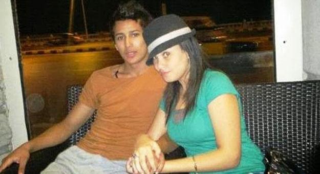 صور زوجة مهاجم الاهلي عمرو جمال ، صور خطيبة اللاعب عمرو جمال