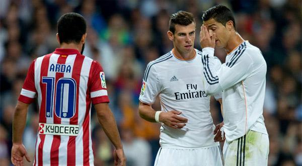 Atl�tico Madrid vs Real Madrid 11/2/2014