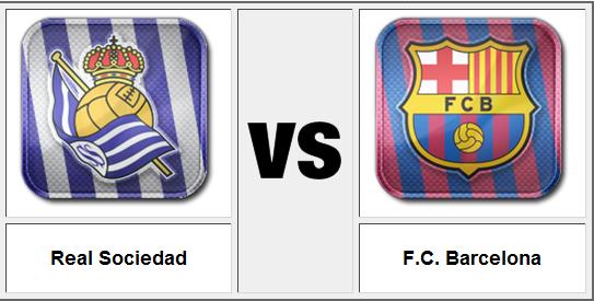 ������� �������� ������� ������ ������� � ����� ������� ����� �������� 12/2/2014 �� barcelona vs real sociedad