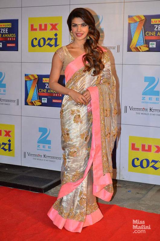 صور نجمات بوليوود في حفل توزيع جوائز Zee ،، صور فساتين نجمات بوليوود في حفل قنوات Zee