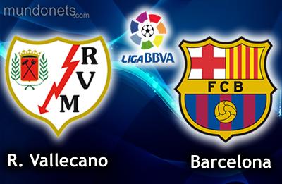����� ���� ������� ������� ����� �������� ����� ����� 15-2-2014 Barcelona vs Vallecano