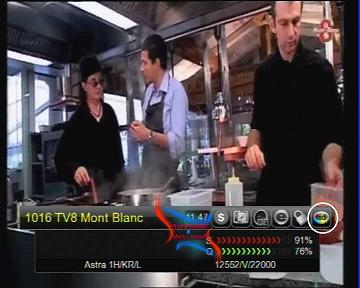 ����� ��� : ���� TV8 Mont Blanc ����� ��� ���� ��� HD ��� ��� Astra 1KR/1L/1M/2C @ 19.2� East