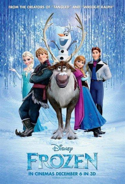 ������ ���� Frozen ���� ��� ����� ���� ���� ������ �� ��� ������� 2014