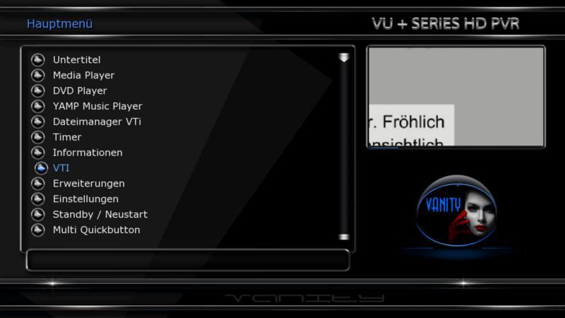 ����� ���� Vanity HD