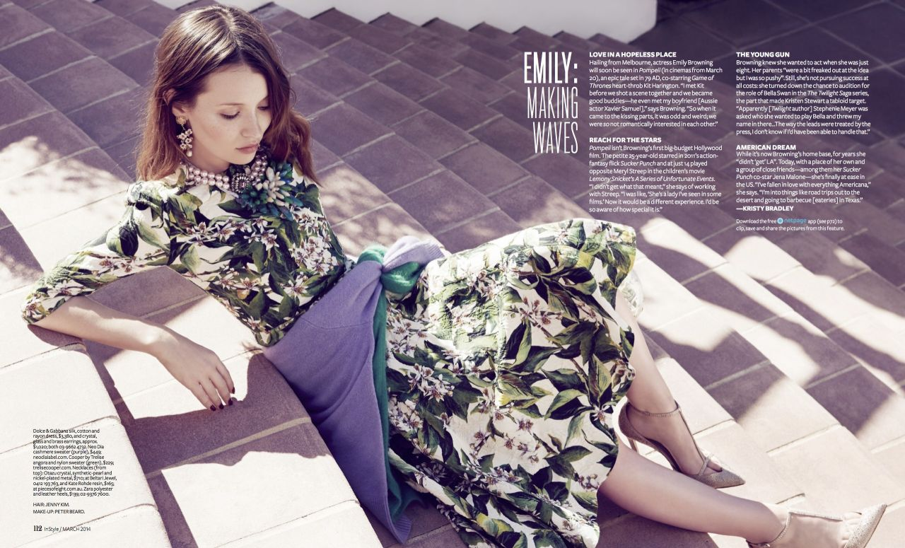��� ������ ������� ��� ���� InStyle ���������� ���� 2014