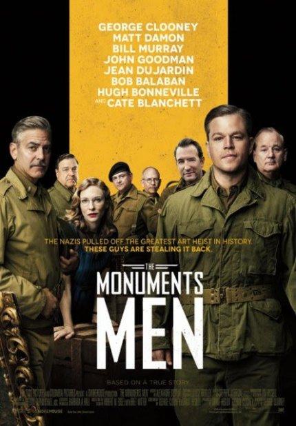 ��� ����� ���� The Monuments Men